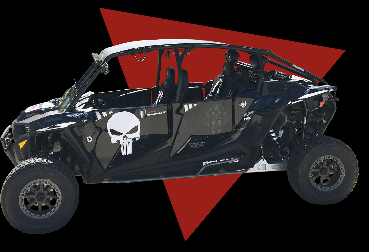 Warfightermade RZR